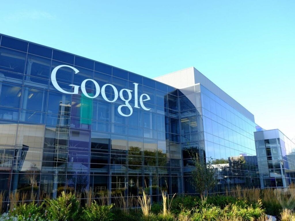 El gigante de internet Google
