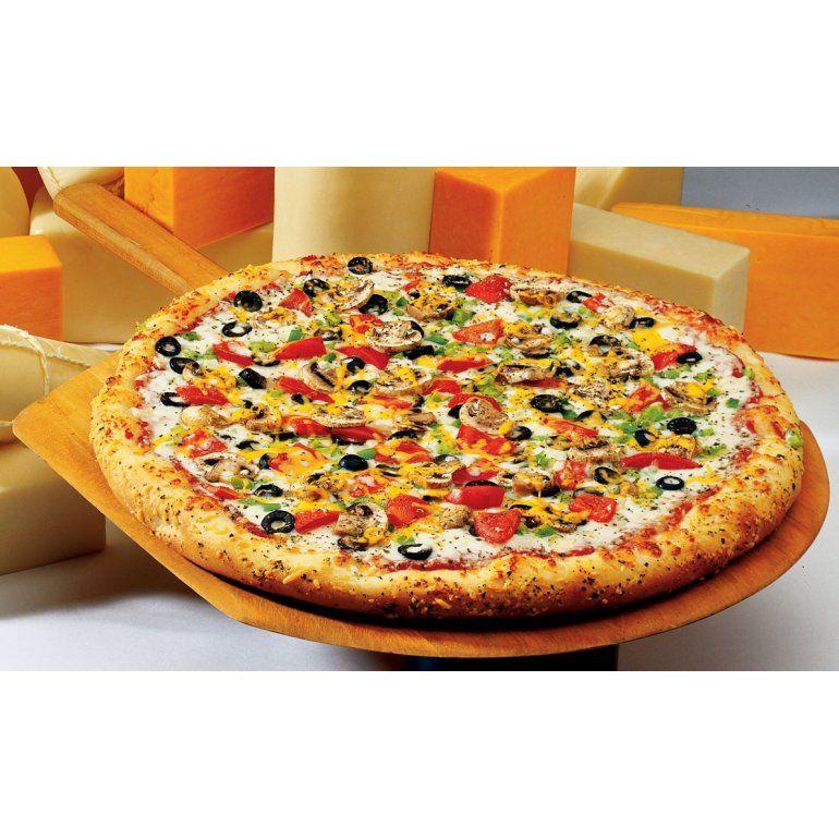 Pizza casera: ¡La magia de la media masa!