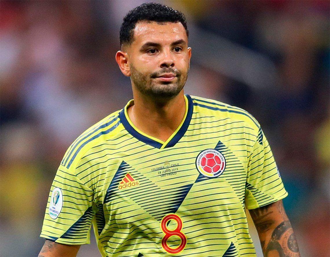 Edwin Cardona tendrá que sumarse a la Selección de Colombia tras el partido de Boca y Racing