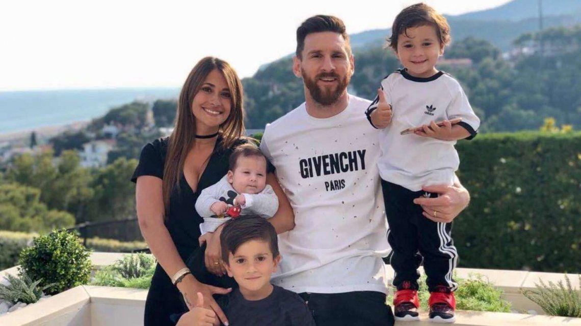 Messi y Antonela encontraron casa en París: cómo es y cuánto pagan de alquiler