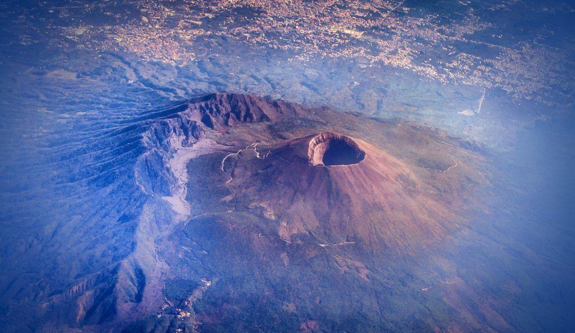 El Etna, el volcán activo más grande de Europa