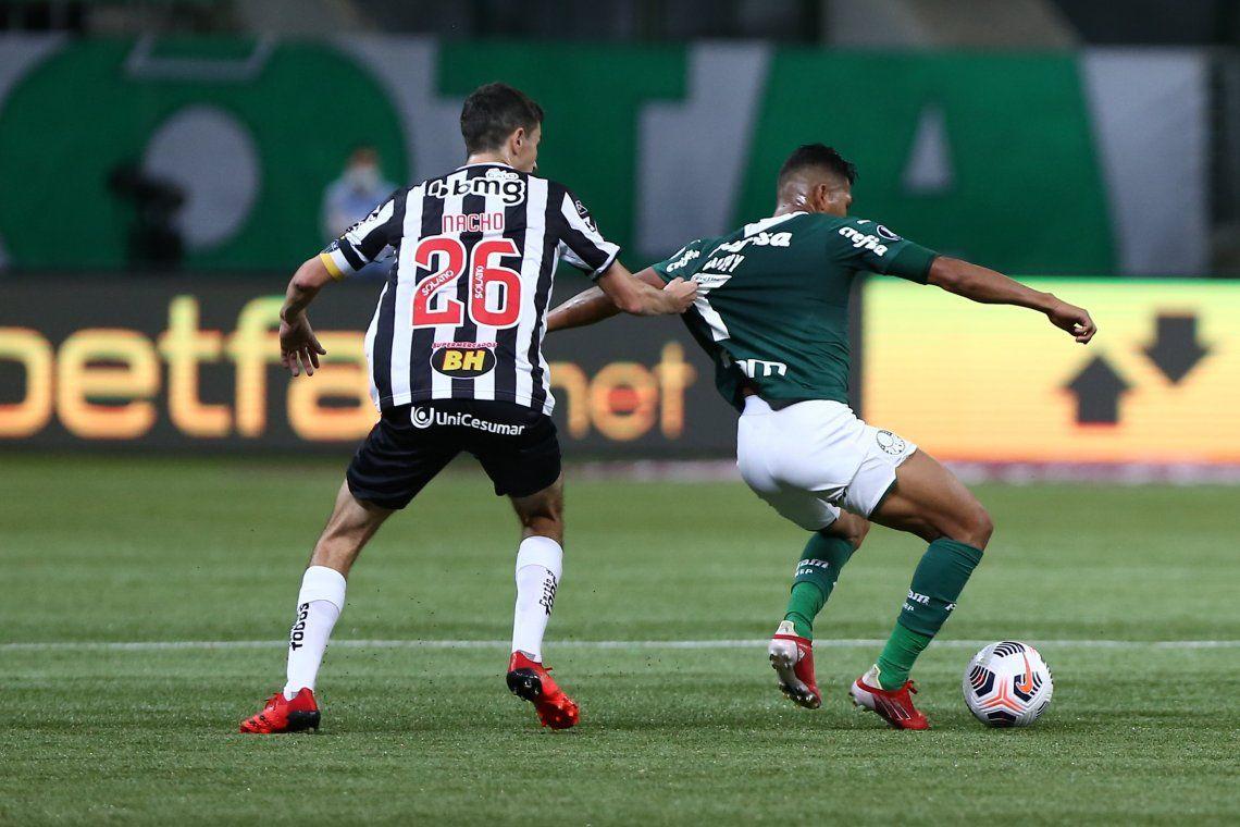 Palmeiras y Atlético Mineiro le dieron la espalda al buen fútbol