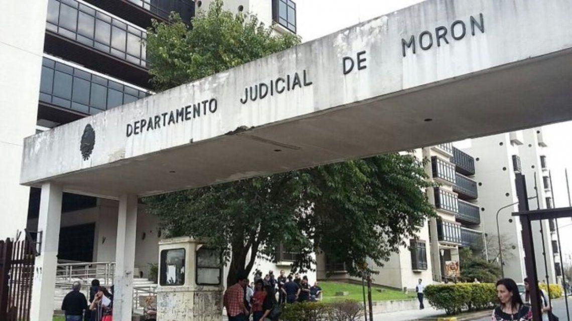 El juicio tuvo lugar en los Tribunales de Morón.
