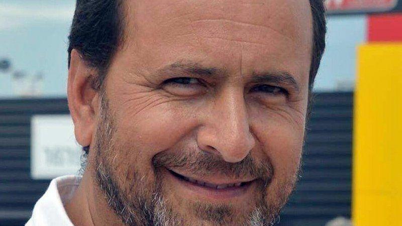 El secretario de Agricultura Jorge Solmi.