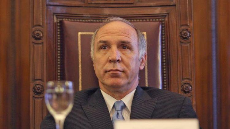 """""""Hoy asistimos a una regeneración institucional por la postpandemia, todo va a cambiar, afirmó Lorenzetti."""