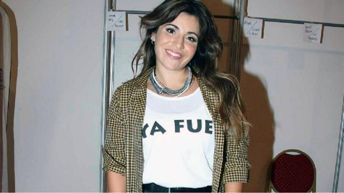 Gianina Maradona advierte que podrían matarla por un anillo que era de su padre