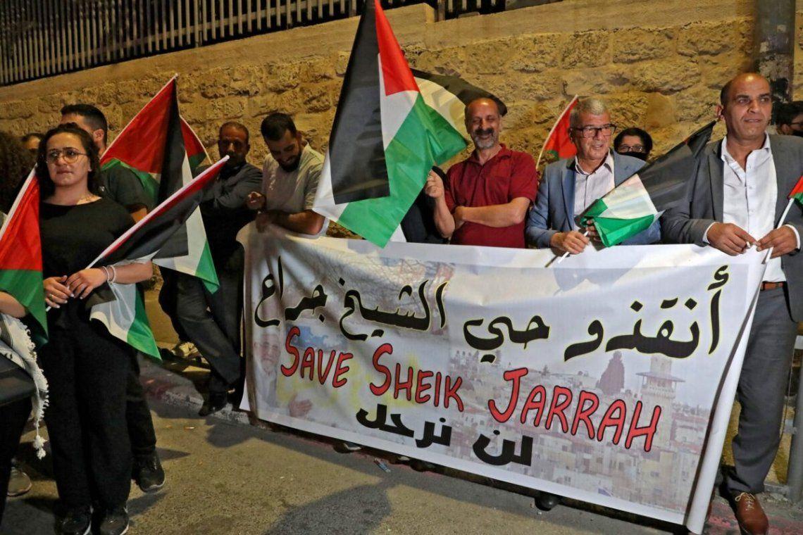 Medio Oriente: Barrio Sheikh Jarrah, Jerusalén Este/ Por Jorge Asís