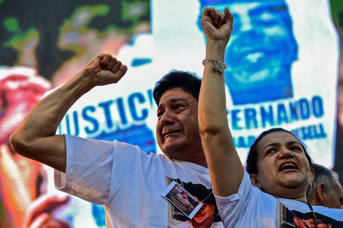 Crimen de Fernando Báez Sosa: la madre pidió que no le den la prisión domiciliaria a los rugbiers