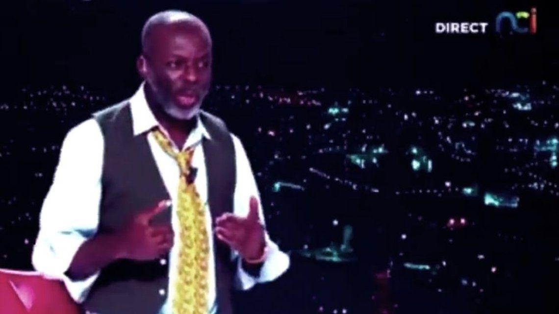 Presentador de TV condenado a prisión por pedirle a un violador que simule sus delitos con un maniquí