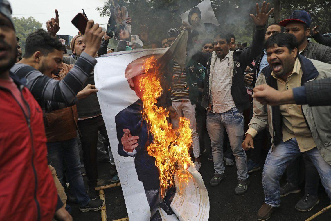 Irán asegura que se vengará de Estados Unidos en 13 escenarios distintos