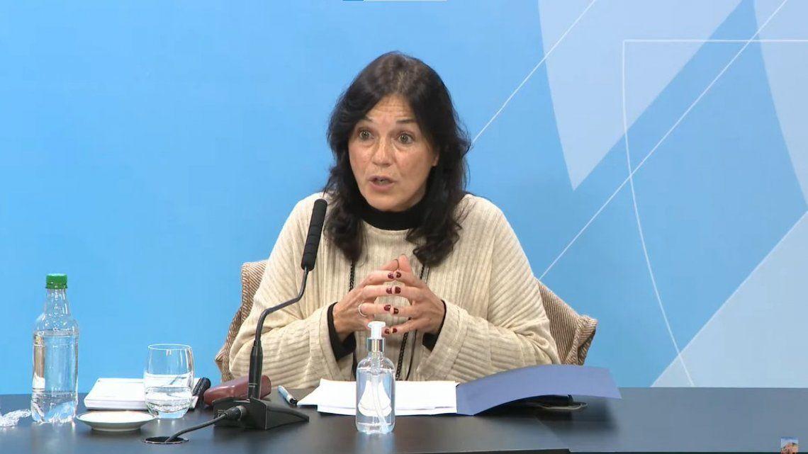 Ibarra participó de la reunión de la Comisión Bicameral de Trámite Legislativo que trata el nuevo DNU sobre las vacunas.