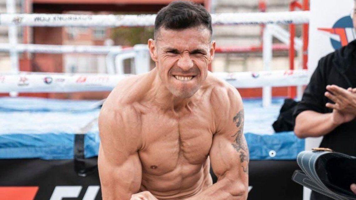 Sergio Maravilla Martínez logró un nuevo triunfo
