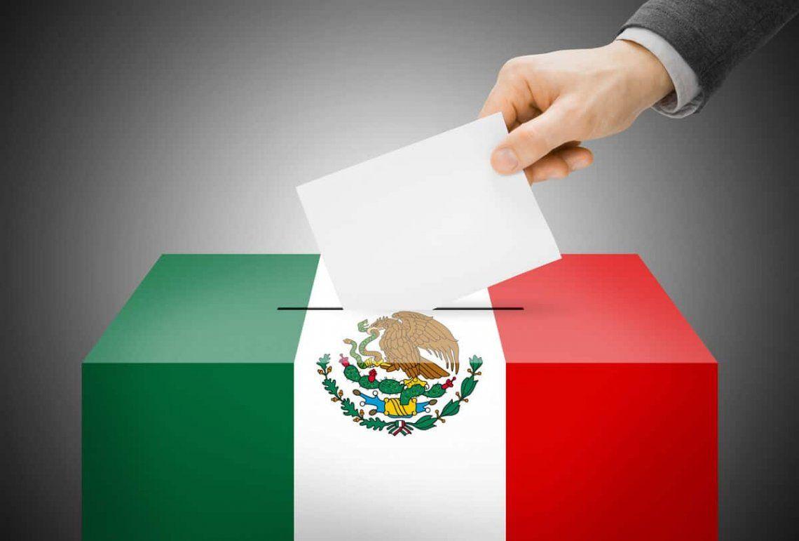 México tendrá las elecciones más grandes de su historia el próximo 6 de junio