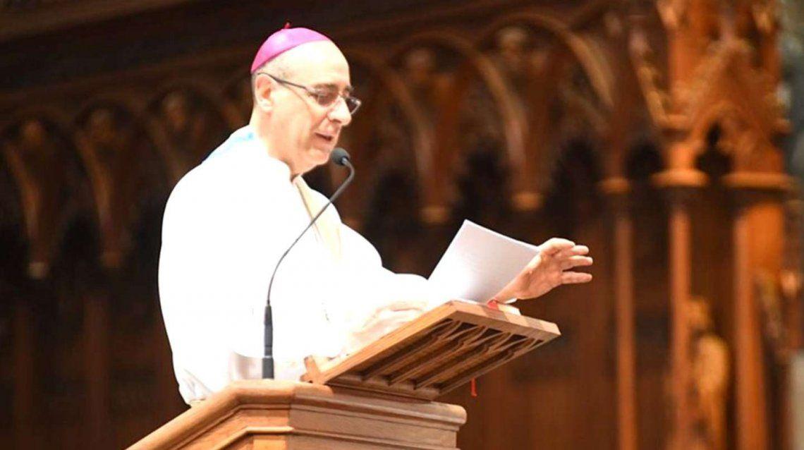 El arzobispo Fernández.