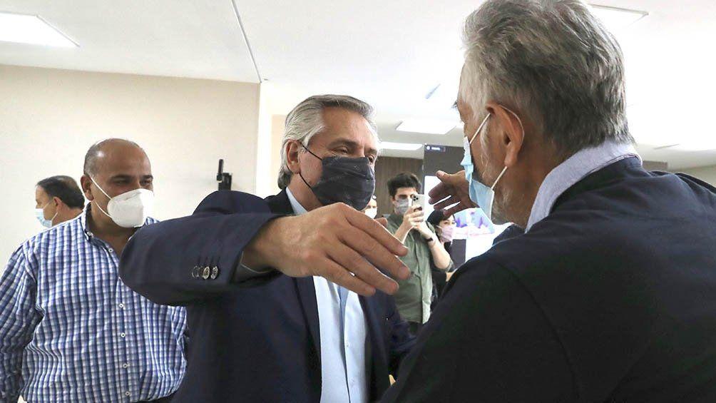 Alberto Fernández se reunió con gobernadores de distintas provincias en La Rioja