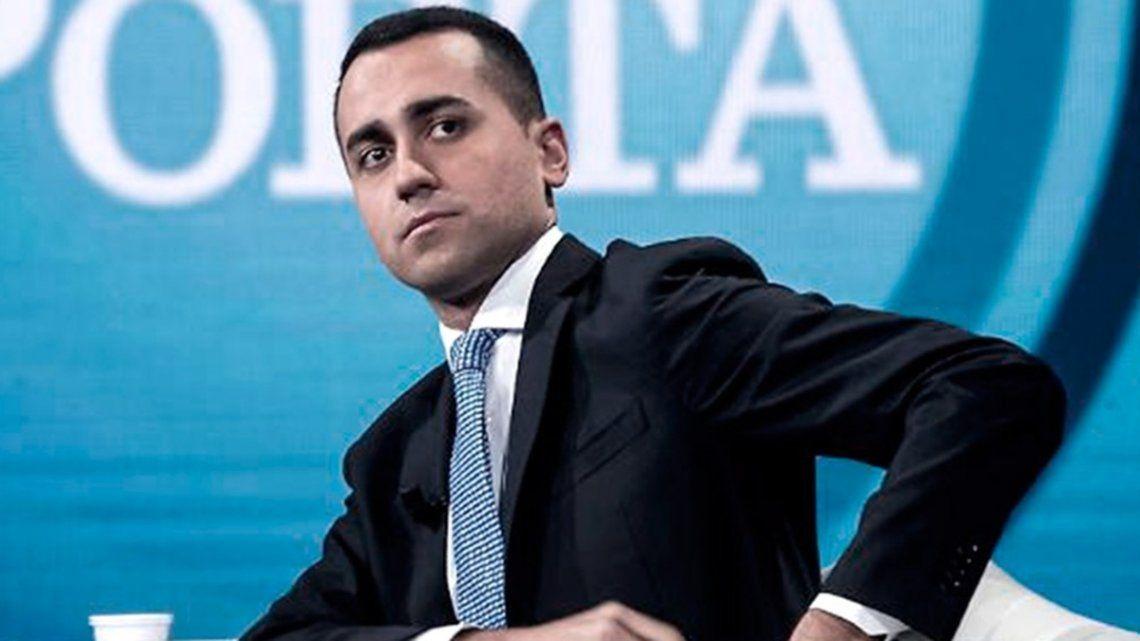 El canciller de Italia expresó su apoyo en las negociaciones con el FMI.