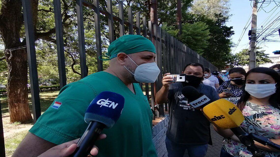 Paraguay: Colapso en los hospitales
