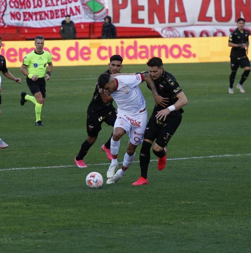 Huracán y Colón empataron 1-1