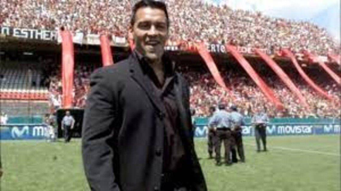 Fernando Gamboa debutó como técnico en Newells.