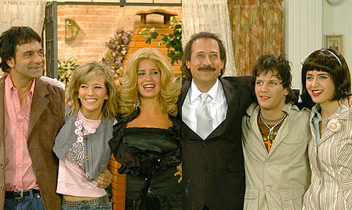 Florencia Peña puso en duda la realización de la obra teatral Casados con hijos