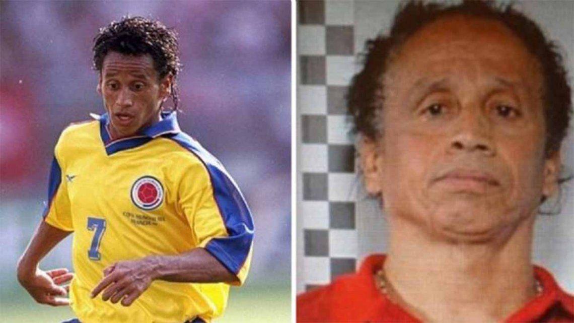 Italia: exfutbolista colombiano fue arrestado por tráfico de drogas.