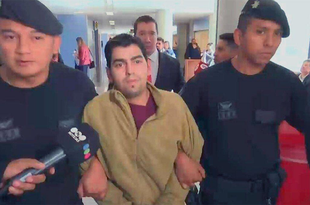 Lautaro Teruel fue detenido e imputado en dos causas por abuso. Archivo.