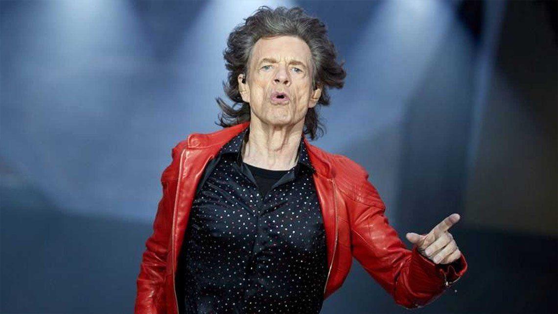 El baile de Mick Jagger