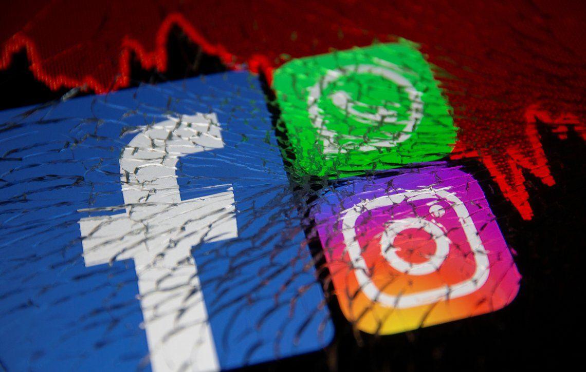 Las caídas de WhatsApp y Facebook provocaron una insólita dificultad