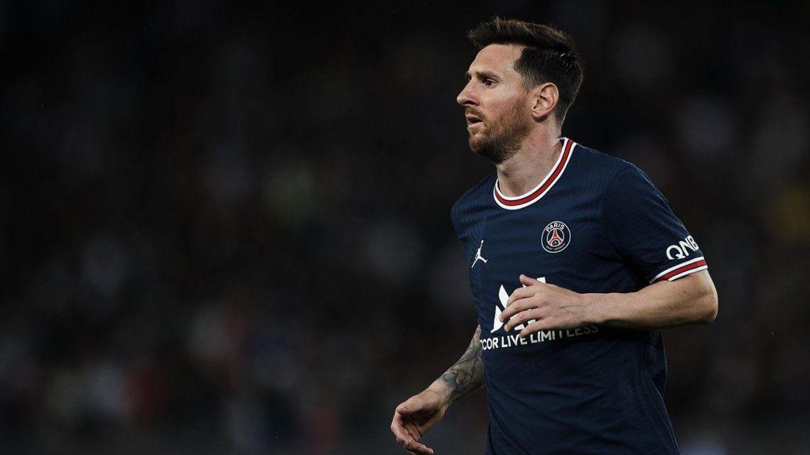 Con la vuelta de Messi, PSG recibe al Manchester City