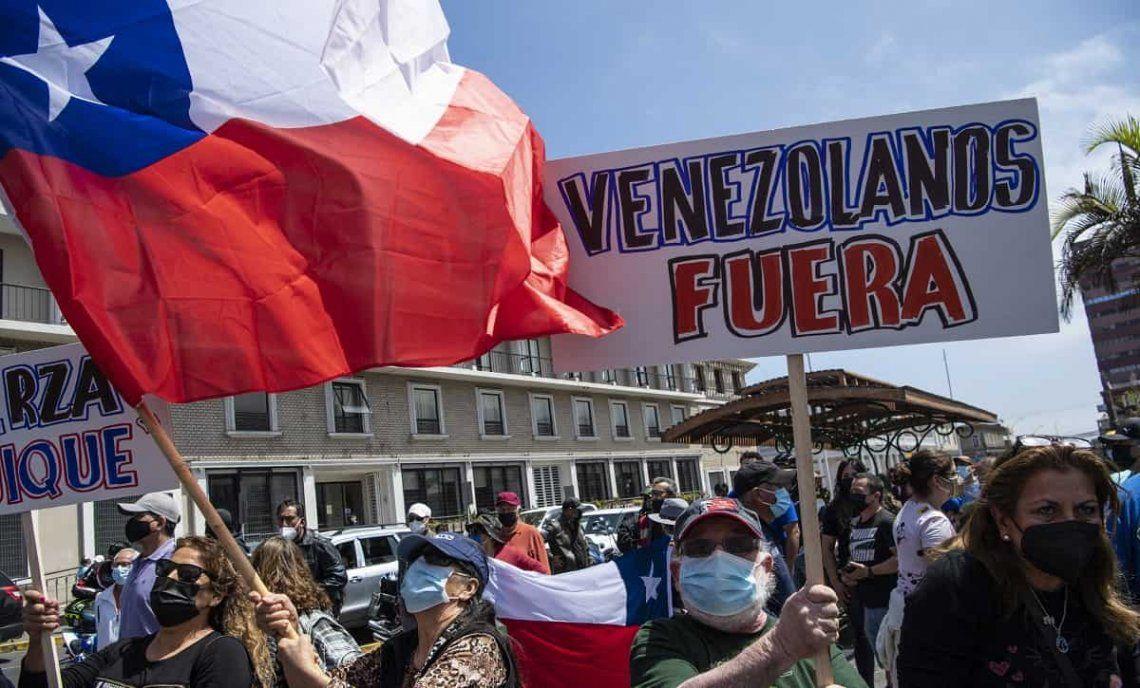 Nicolás Maduro acusó a la derecha pinochetista de impulsar el odio tras la marcha del pasado sábado.