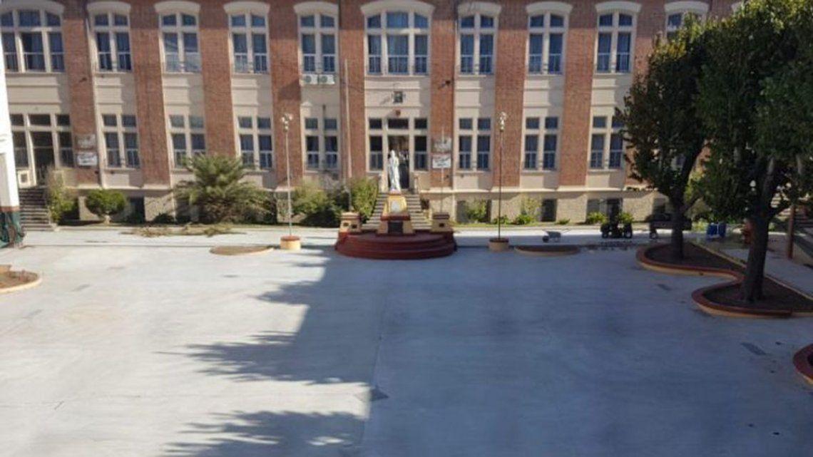 La escuela Don Bosco