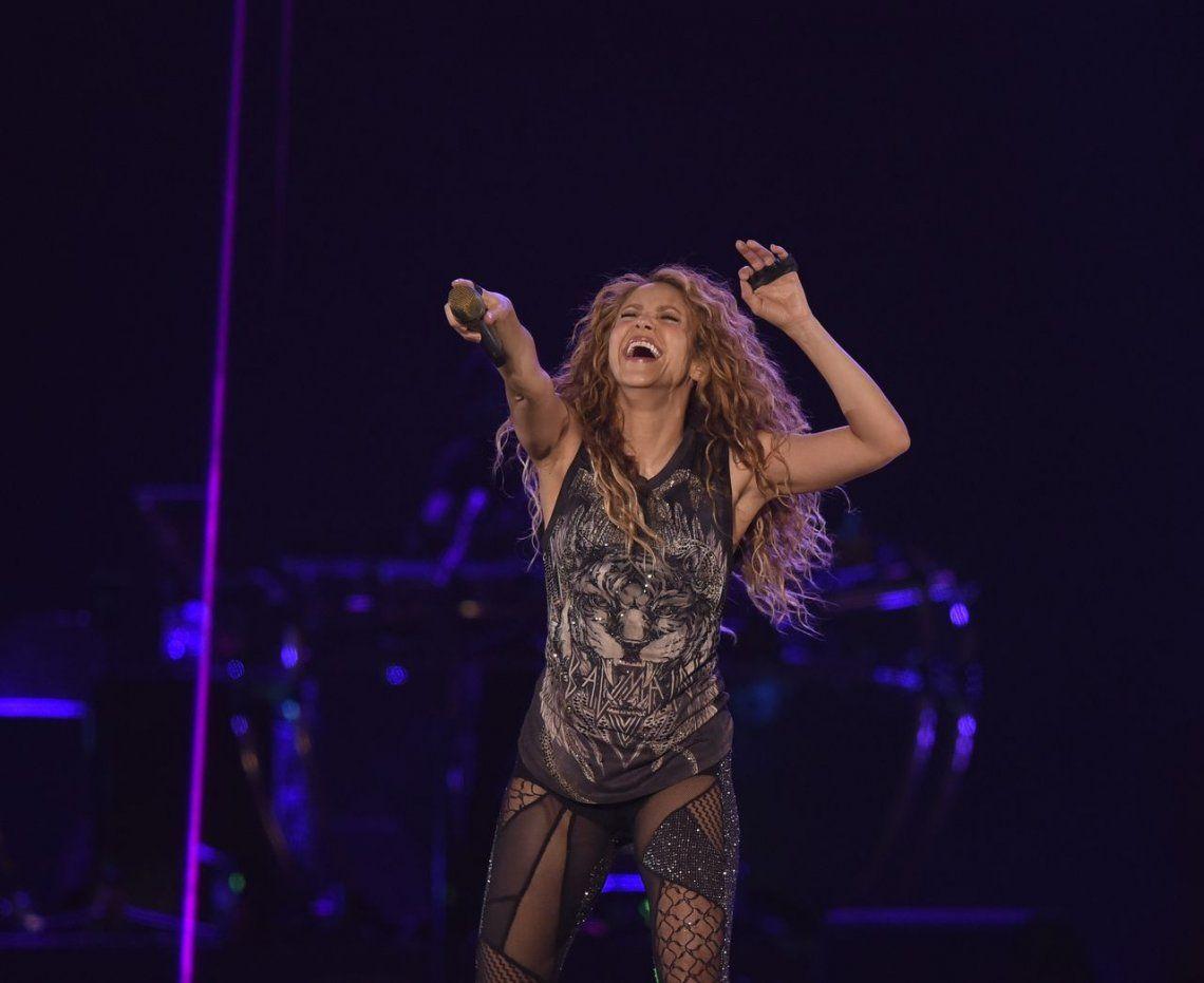Shakira presenta su propia colección de NFT
