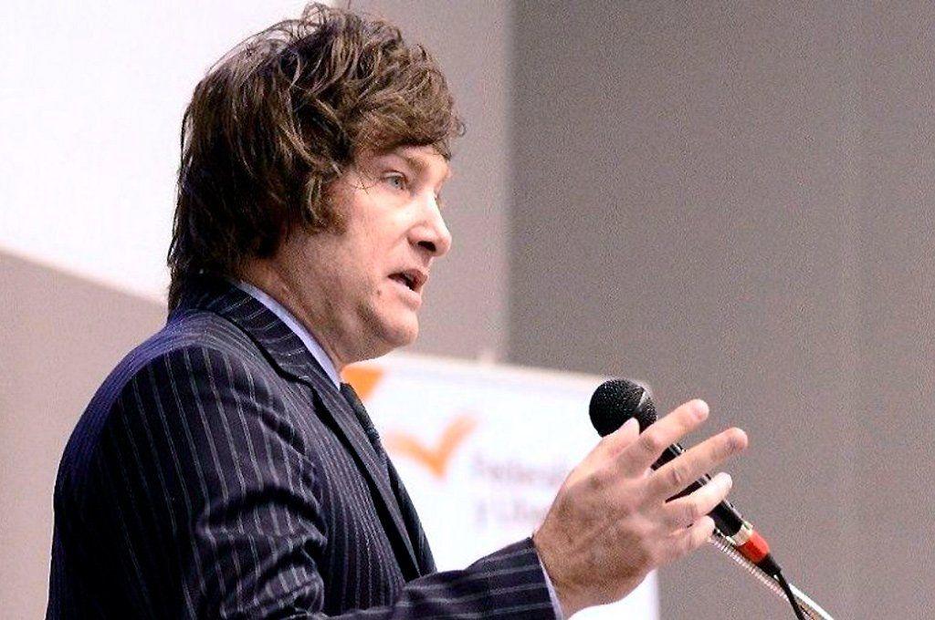 Javier Milei, crítico con el nuevo Gabinete