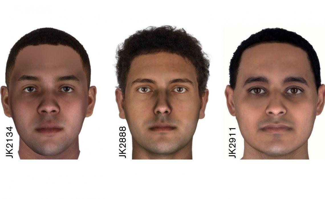 Reconstruyen las caras de momias egipcias a partir de ADN de hace 2.000 años