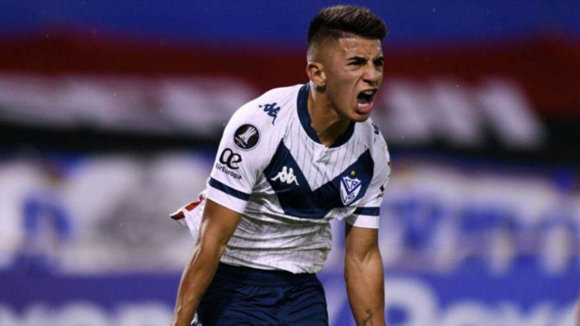 Vélez es el favorito en el choque ante Godoy Cruz