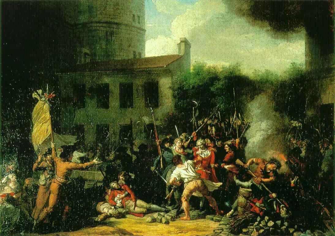 La Revolución Francesa, inspiradora de todas las repúblicas democráticas del mundo