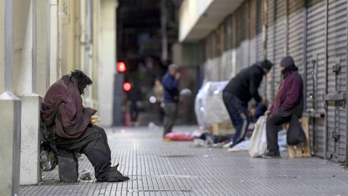 Una familia necesita $68.359 por mes para no ser pobre.