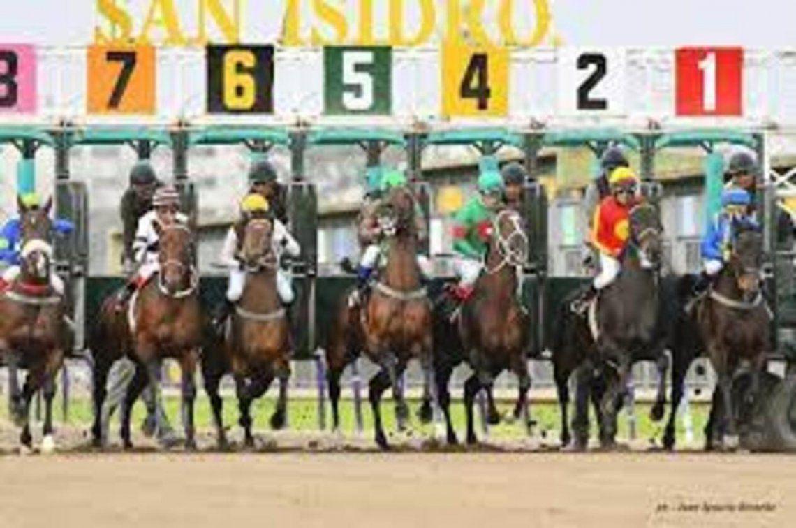 Programa de las carreras de hoy en San Isidro