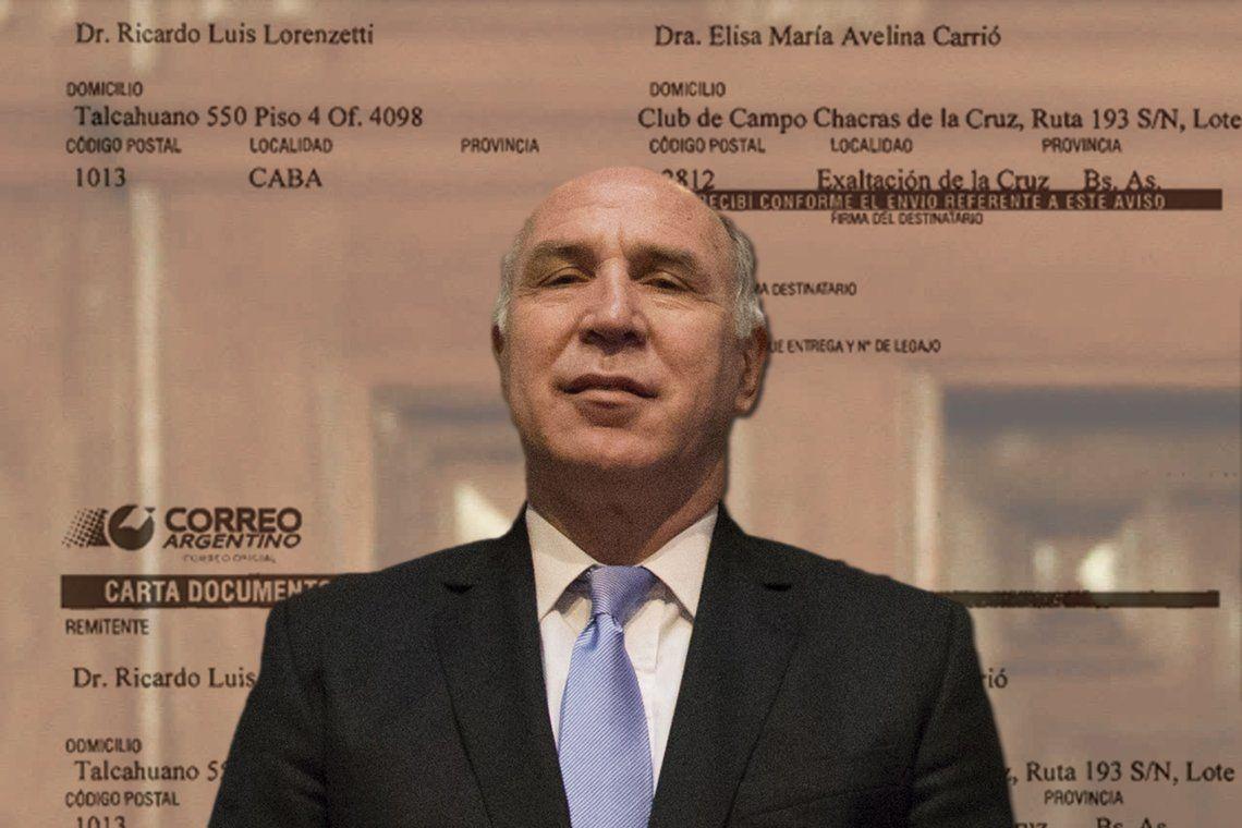 Lorenzetti dejará la presidencia de la Corte Suprema: asumirá Rosenkrantz