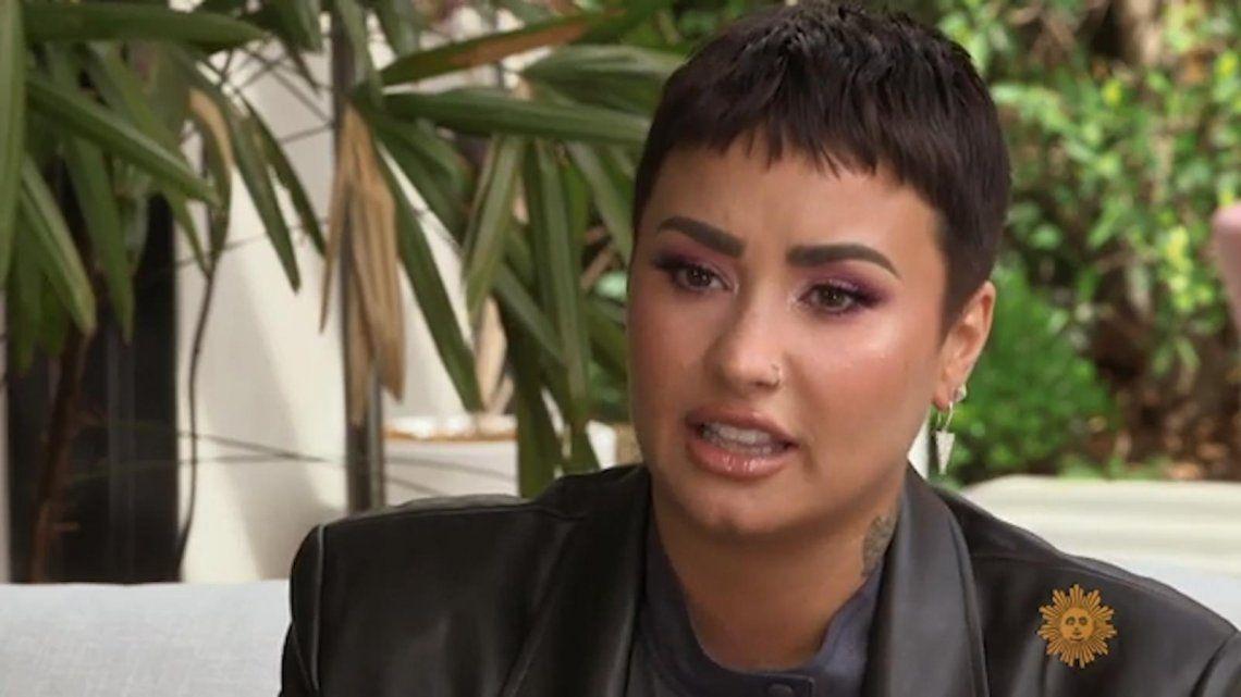 Demi Lovato logró su fama por sus actuaciones en Disney.