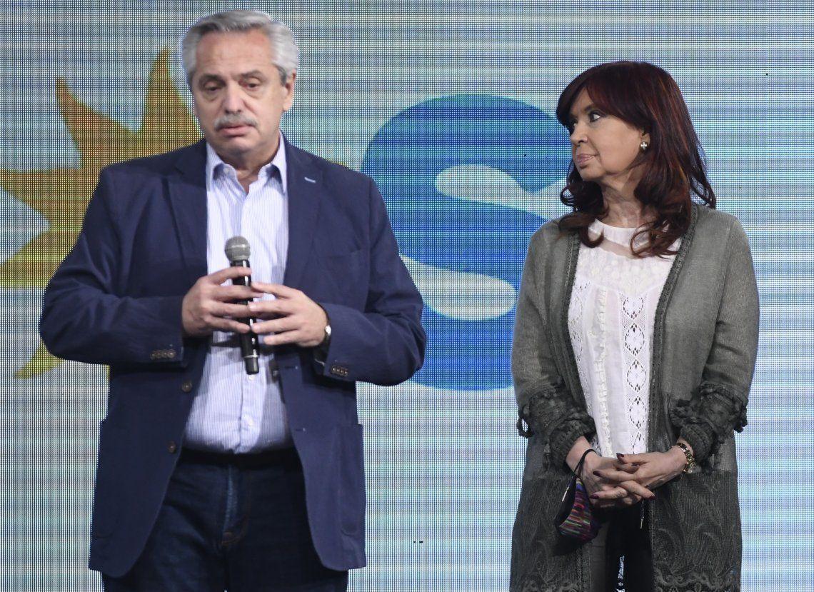 Alberto y Cristina en su última aparición juntos