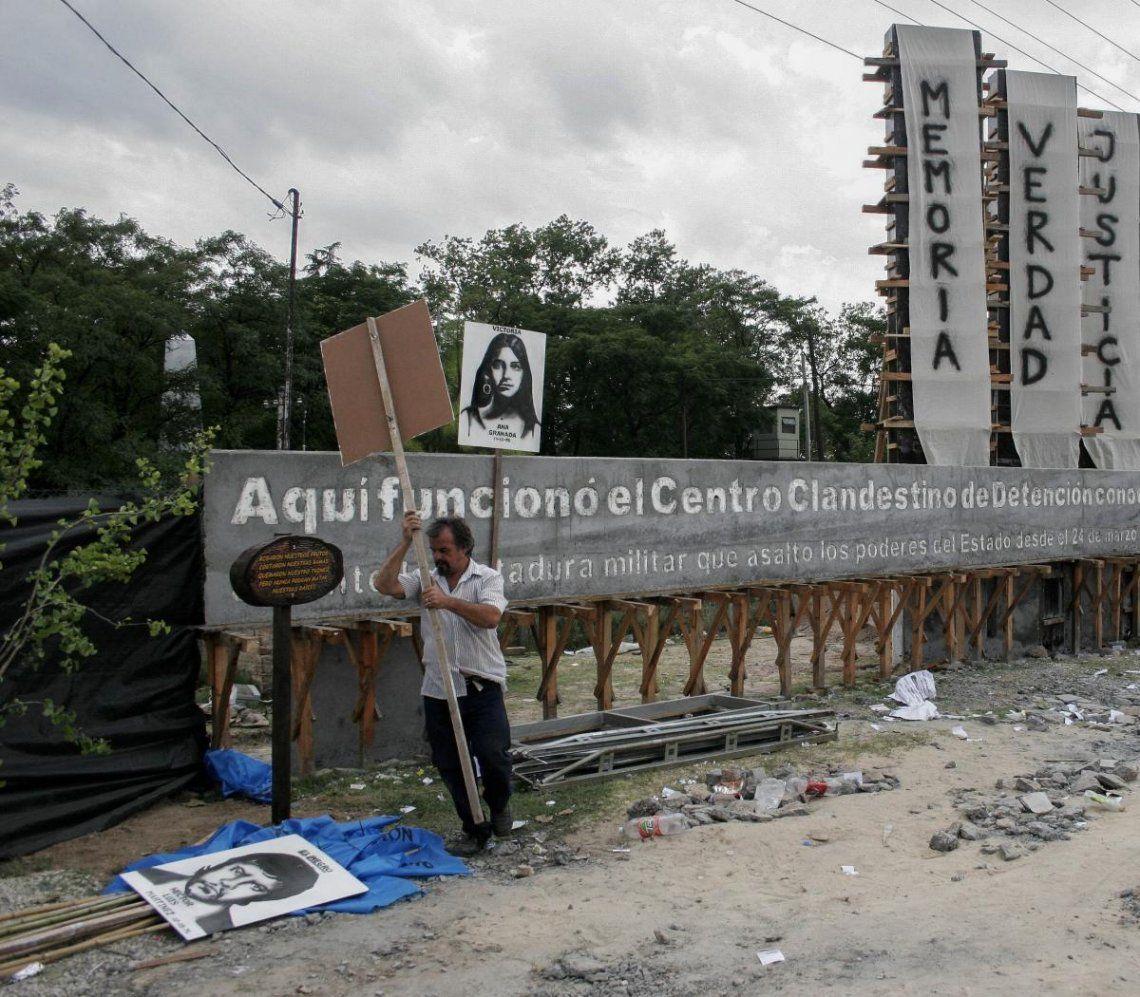 Campo de Mayo, principal predio del Ejército Argentino y el más grande centro clandestino de detención del Primer Cuerpo en tiempos de la dictadura