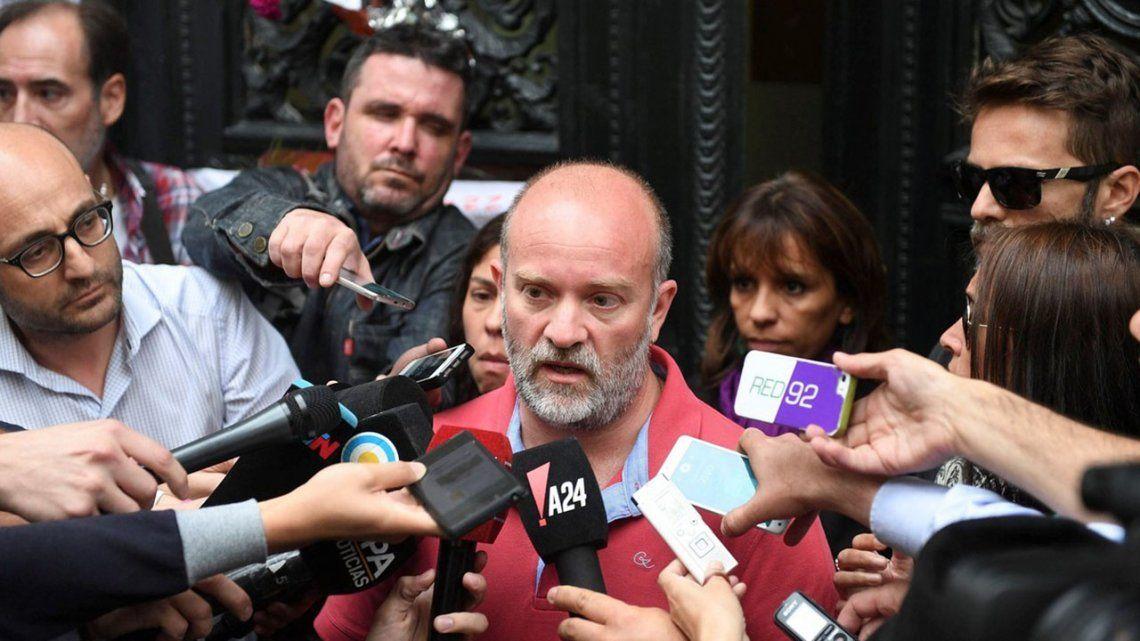 La familia de Maldonado aclaró que el juez Lleral no descartó accionar violento