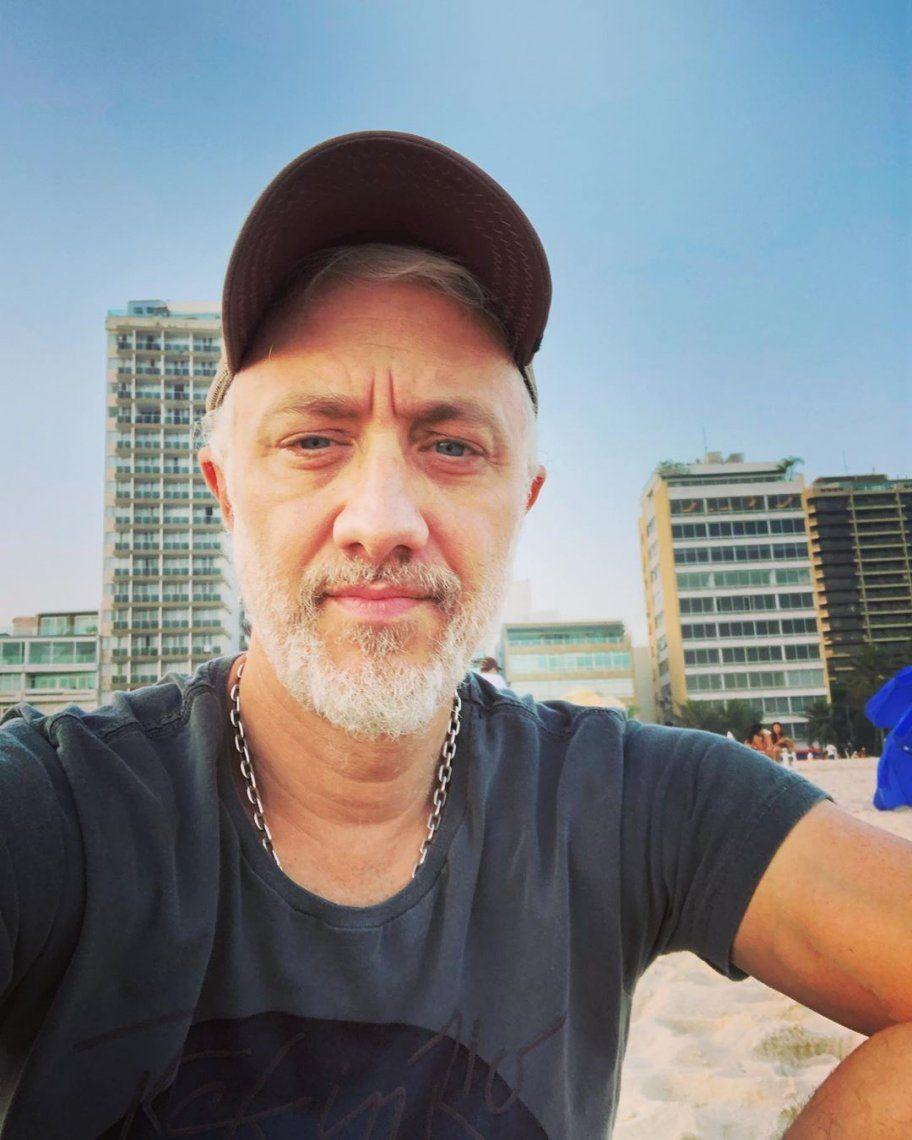 Andy Kusnetzoff dio positivo de coronavirus: Tenía mucha tos, pero nunca fiebre