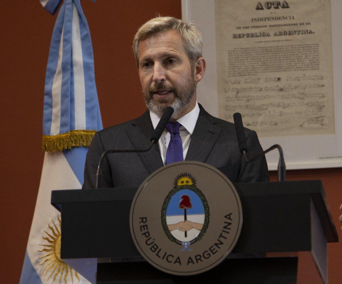 El ministro quiere ser la guardia pretoriana de 10 millones de argentinos.