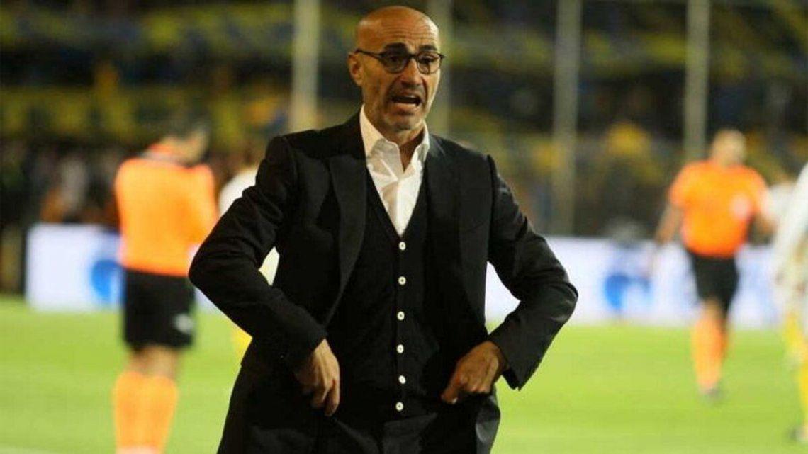 Paolo Montero definió el equipo para enfrentar a Defensa y Justicia