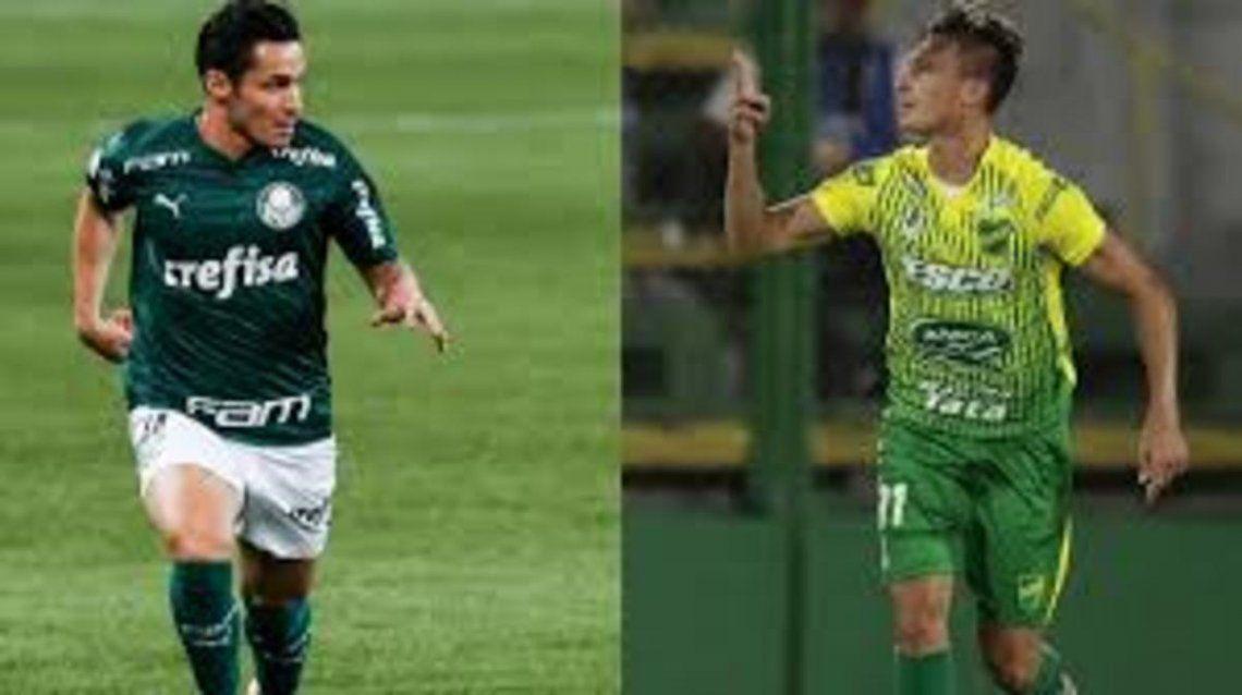 Final entre Palmeiras y Defensa y Justicia: Formaciones Confirmadas