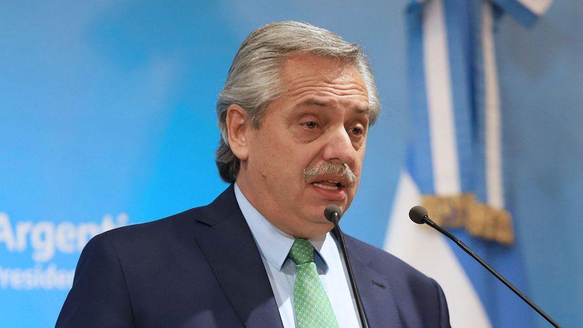 El presidente Alberto Fernández disertará este viernes en el Coloquio de IDEA.