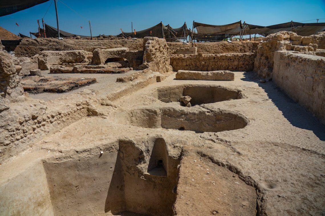 Israel: el sitio arqueológico de Yavné