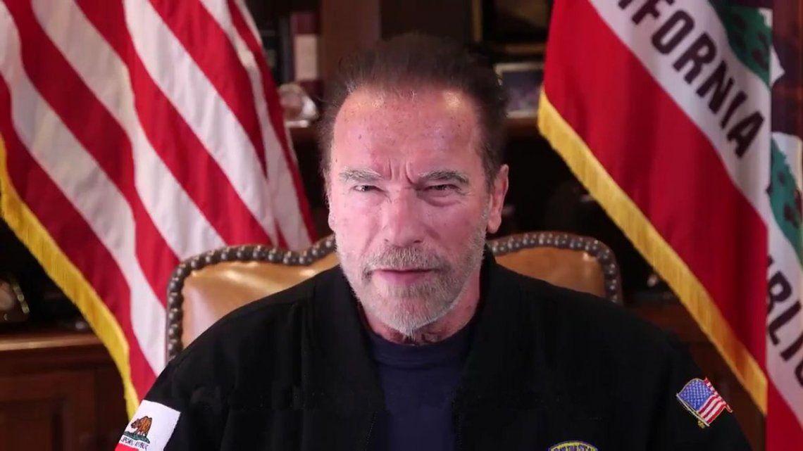 EEUU: El actor acusó a Trump de buscar un golpe de Estado